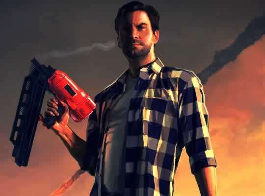 Alan de Alan Wake's American Nightmare