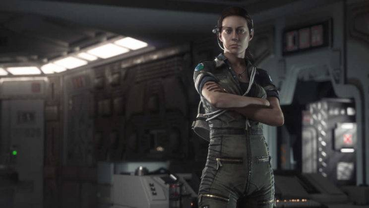 Amanda Ripley de Alien Isolation