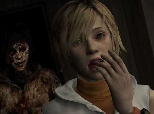 Game Silent Hill 3