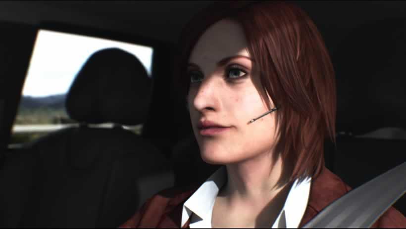 Novo visual de Claire Redfield em Resident Evil Revelations 2