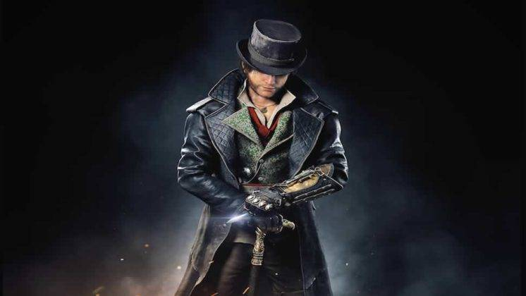 Jacob Frye de Assassin's Creed Syndicate
