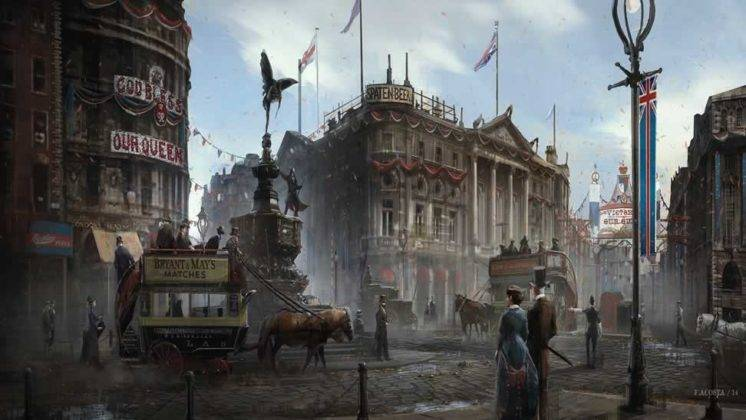 Londres de Assassin's Creed Syndicate