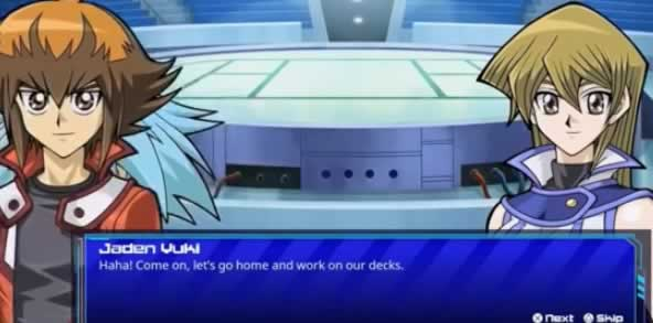 Imagens de Yu-Gi-Oh! Legacy of the Duelist PS4