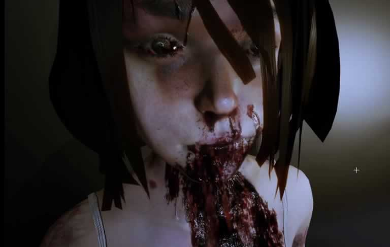 Lily do jogo Allison Road