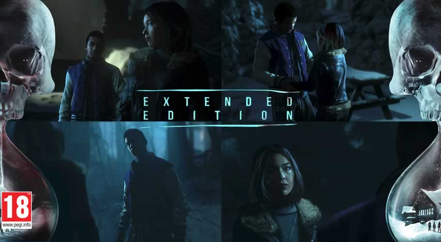DLC Until Dawn Extended Edition