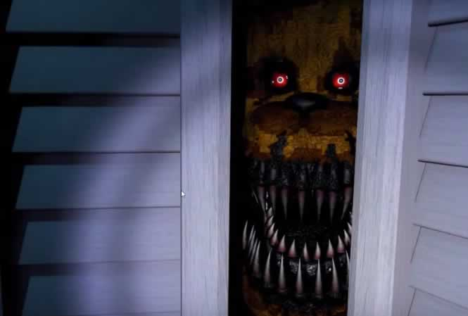 Mistérios e teorias five nights at freddy's 4