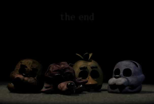Final bom good ending Five Nights