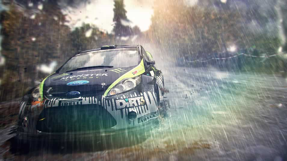 PS3 games de corrida Dirt 3
