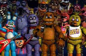 five nights at freddy fatos e curiosidades