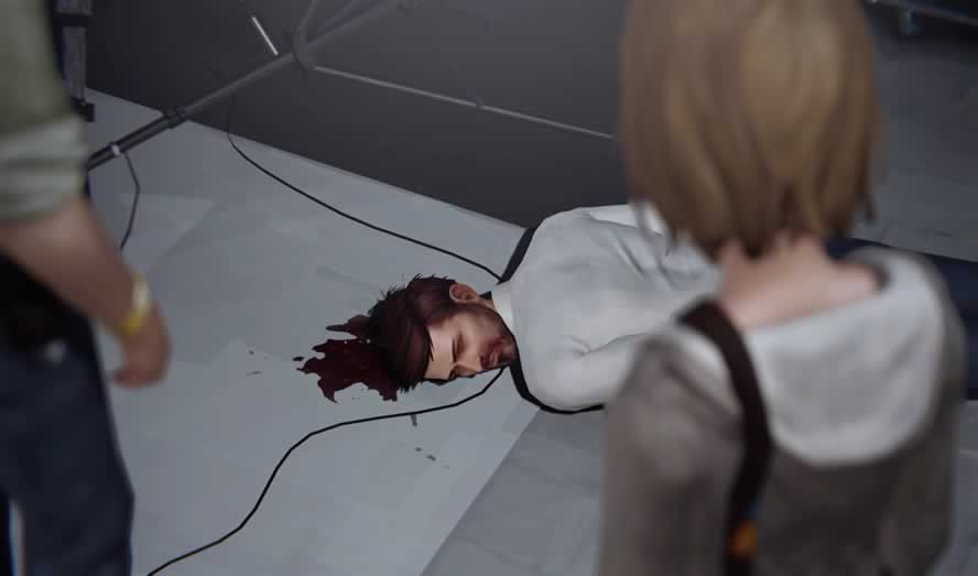 Jefferson de life is strange morto