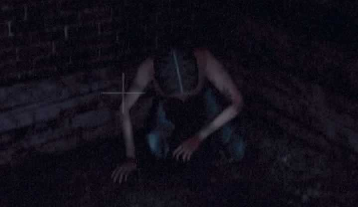 Kate em slender the arrival