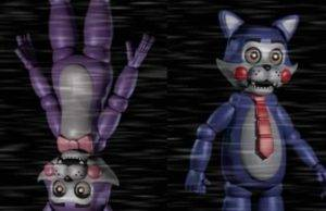 Como zerar Five Nights At Candy's