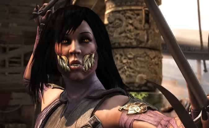 mileena do mortal kombat X