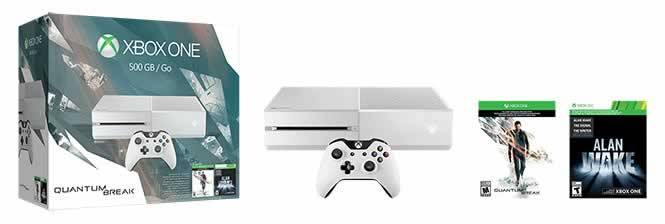 O console xbox one quantum break