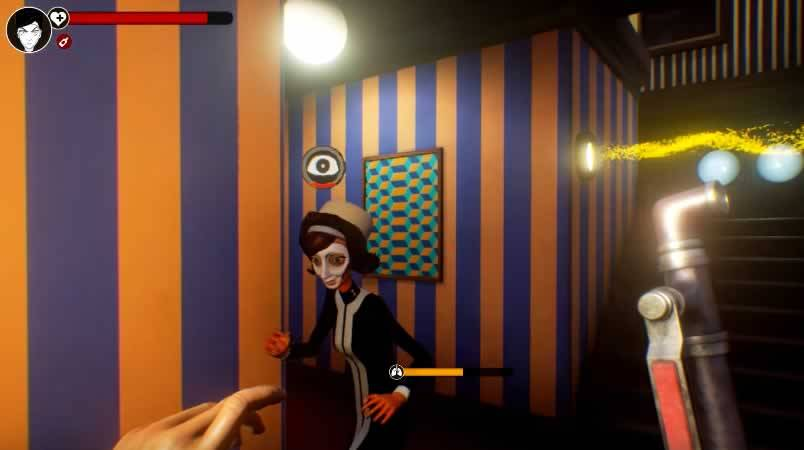 Combates no jogo We Happy Few