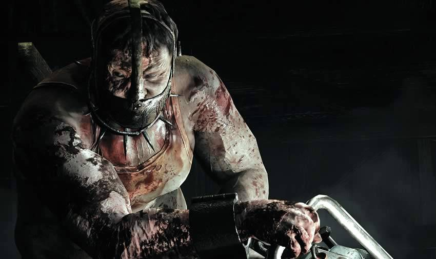 O Sadista ou Sadist de The Evil Within