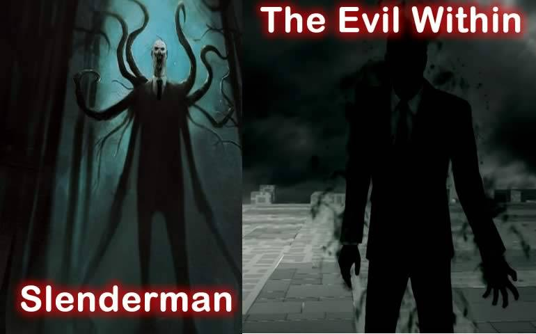 Slender e The Evil Within