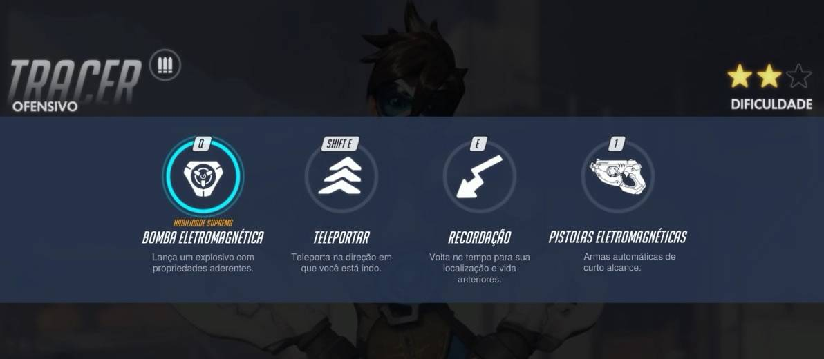 Todas as habilidades de Tracer de Overwatch
