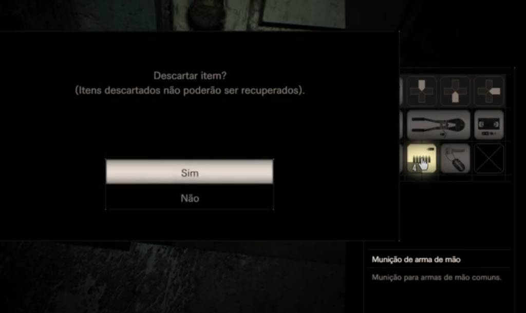 descartar-item-resident-evil-7