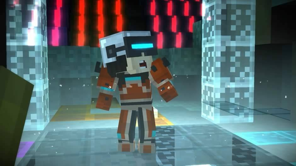 jesse-usando-oculos-virtual-em-minecraft-story-mode