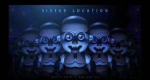 Como passar as Custom Nights de Five Nights at Freddy's Sister Location – Parte 7