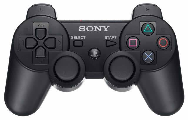 Controle original do PS3