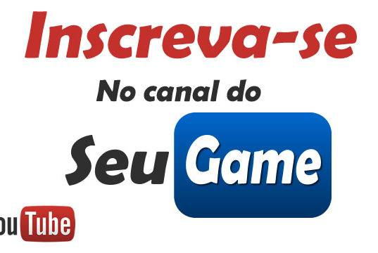 Inscrever no canal do SeuGame