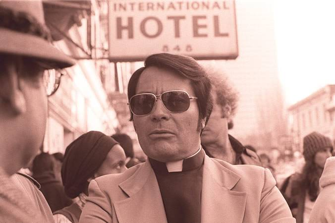 Jim Jones de Jonestown Outlast 2 referencias
