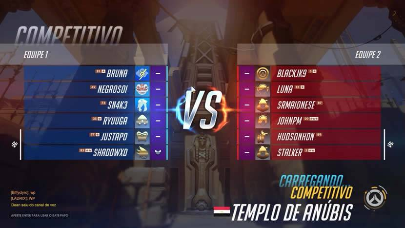 Dicas Competitivo Overwatch