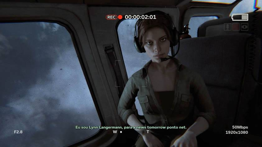 Lynn Langermann Outlast 2