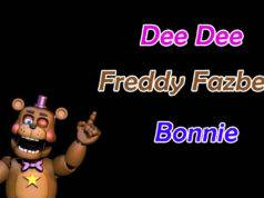 Ultimate Custom Night Dicas de personagens parte 1