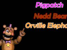 Ultimate Custom Night – Dicas para Pigpatch, Nedd Bear e Orville Elephant
