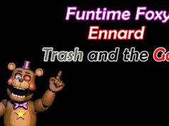 Ultimate Custom Night Dicas para Funtime Foxy, Ennard e Trash and the Gang